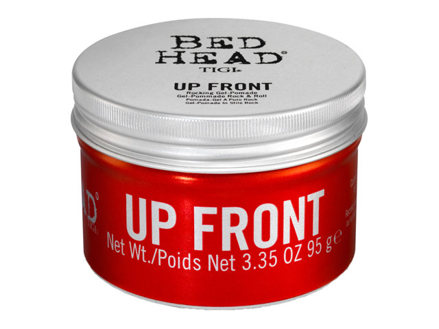 bh up front gel pomade 95ml