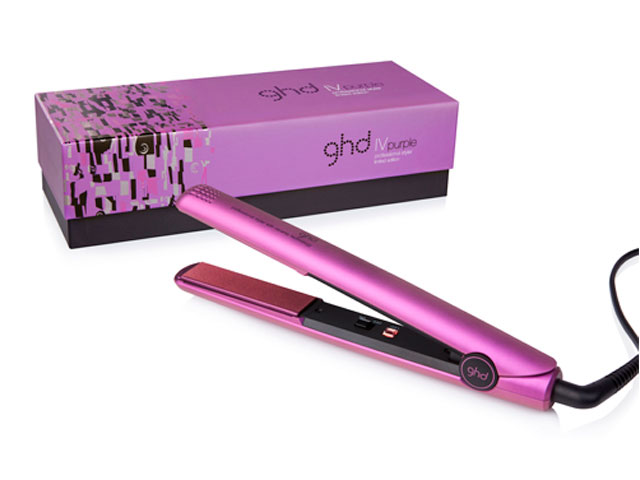plancha ghd purple limited edition