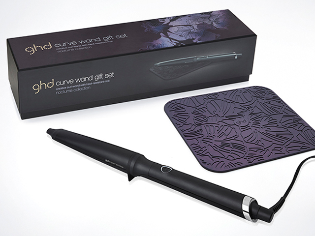 rizador ghd creative curl wand gift set