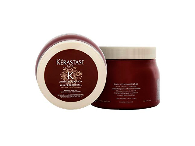 aura botanica masque fondamental riche 500 ml