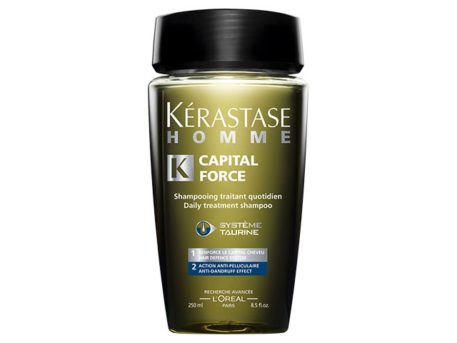 homme capital force purificante 250ml