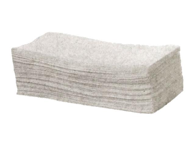 toalla desechab.manicu.50und
