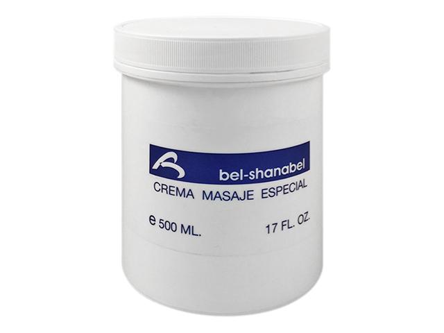 crema corporal masaje 500ml