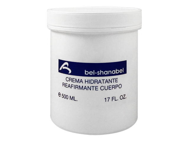 crema coporal hidratante reafirmante 500 ml