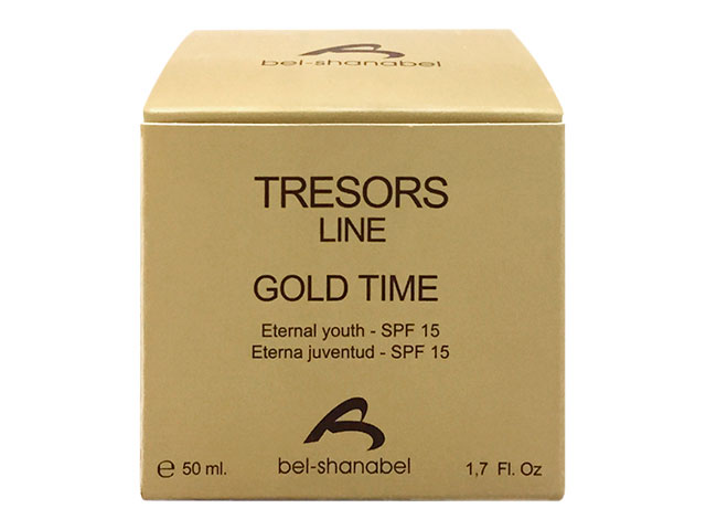tresors gold time crema 50ml