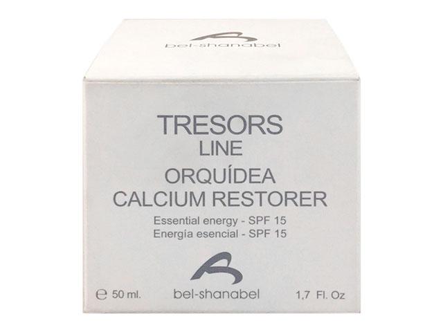 tresors orquidea calcium restauradora 50 ml