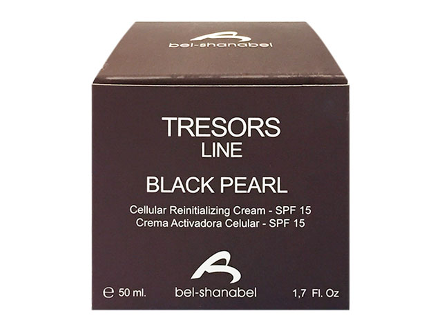 tresors black pearl crema 50ml