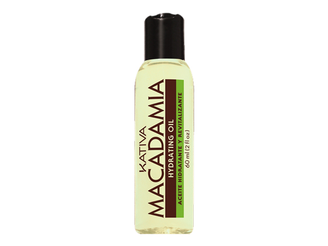 kativa macadamia hydrating oil 60ml