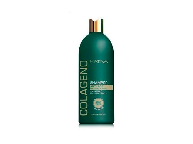kativa colageno shampoo 500 ml