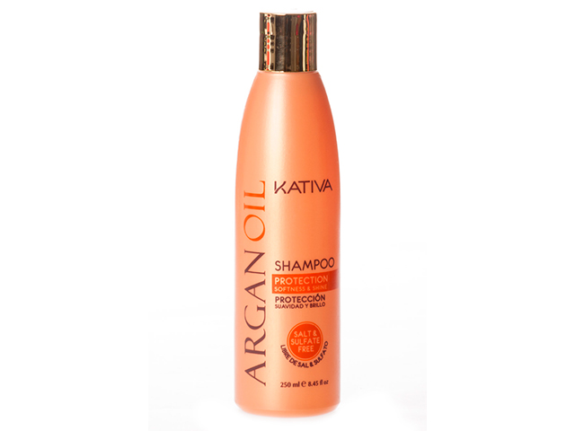 kativa argan oil champu 250ml