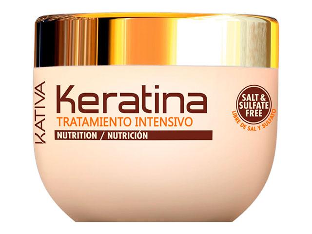 kativa keratina tratamiento intensivo 250gr