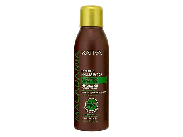 kativa macadamia hydrating champu 100ml