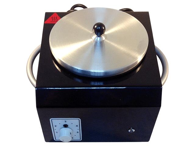 fundidor cera 1 kg(hpro)negro