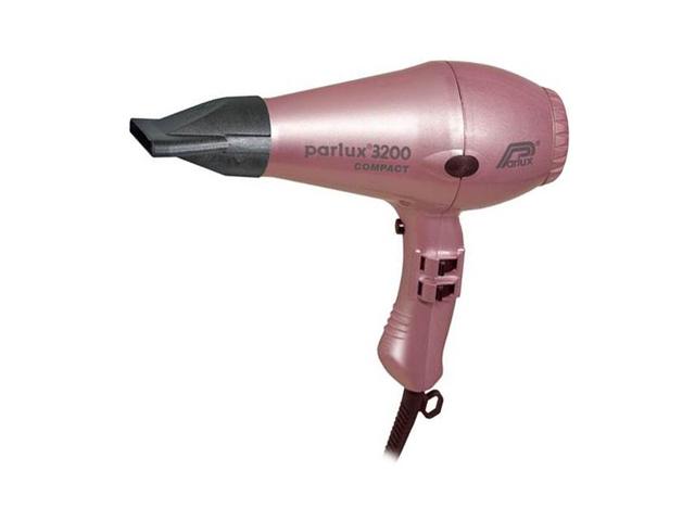 secador parlux 3200compact rosa