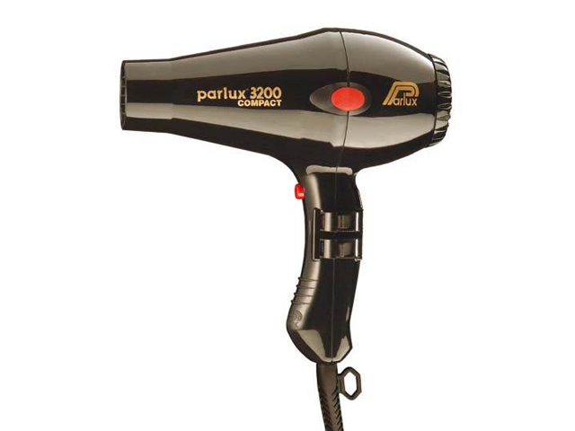 secador parlux 3200 negro