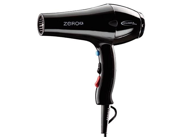 secador zero8 1800w negro