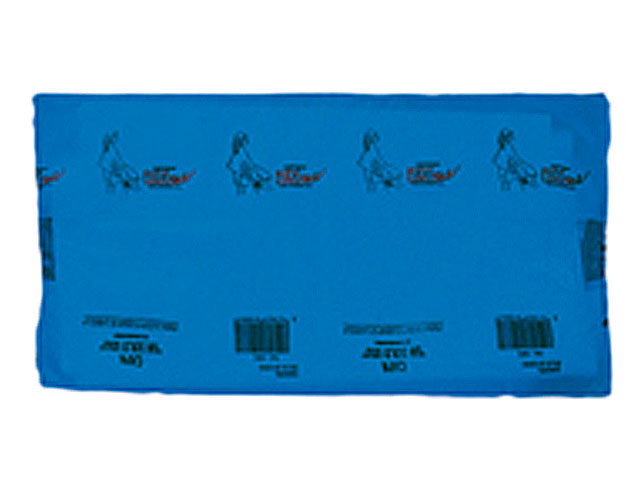 capas monouso 30pz(azul)