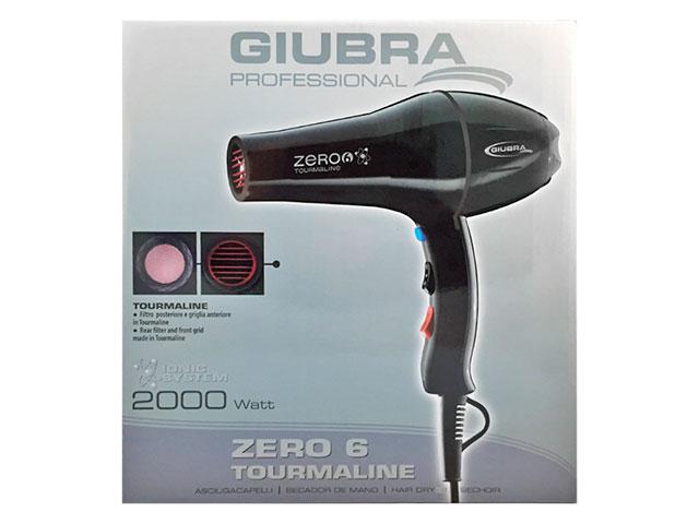 secador zero6 ionic t.2000w-ne