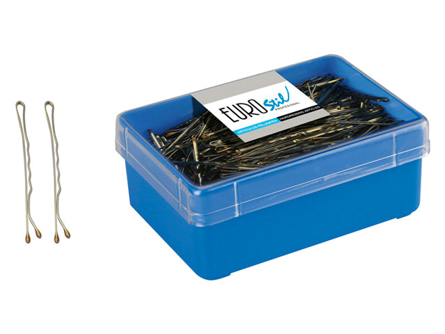 clips corto bronce 50mm caja 300 und