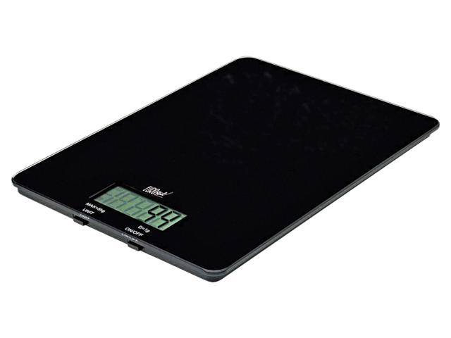balanza digital rectangular