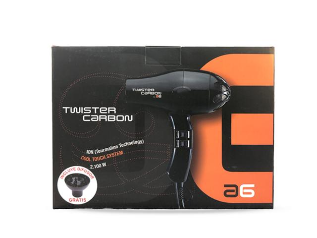 secador ag twister carbon 2100w