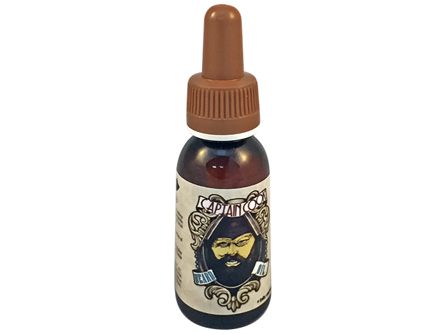 aceite de barba 30ml captain