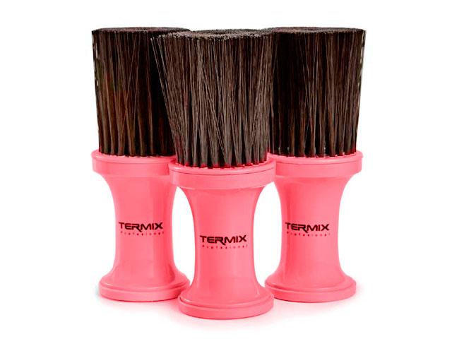 cepillo talco rosa cuarzo termix