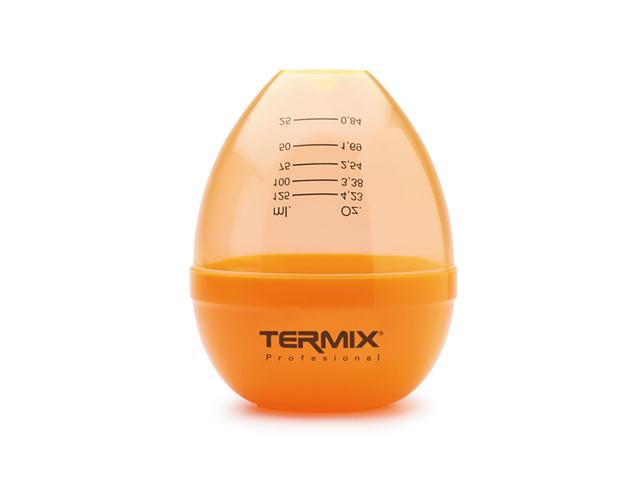 coctelera pequeña termix naranja