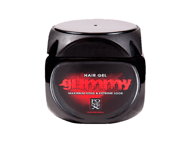gummy hair gel profesional 220ml