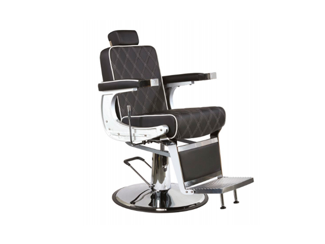 mirplay sillon barbero karl base redonda
