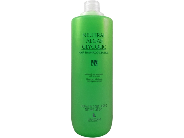Glycolic. Neutral Algas. Champú 1000 ml