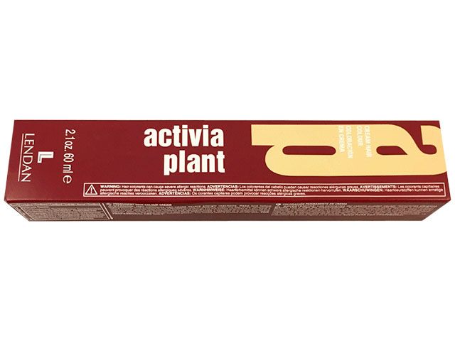 Activia Plant. Coloración en crema. 60 ml