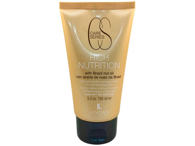 Care Series. Rich Nutrition. Crema nutritiva cabellos dañados 150 ml
