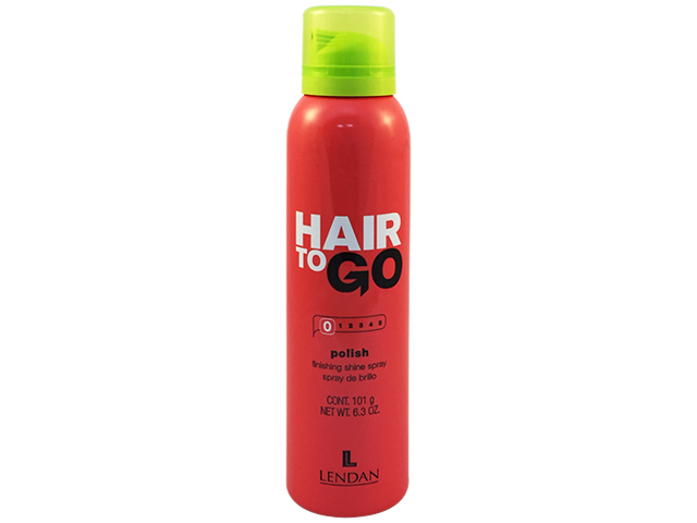 Hair to Go. Polish. Spray de brillo. 150 ml
