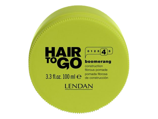 Hair to Go. Boomerang. Pomada 100 ml
