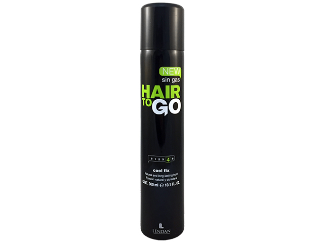 Hair to Go. Cool Fix. Fijación sin gas. 300 ml