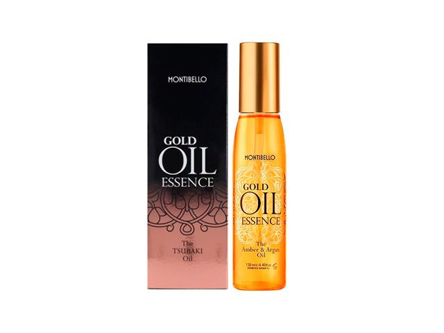 gold oil tsubaki 130ml