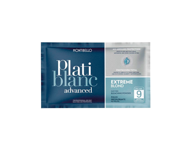 platiblanc advanced silky blond 24*30gr