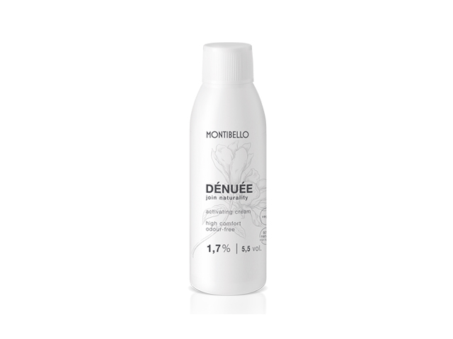 Dénuée cream 5,5 VOL (1.7%) Montibello 90 ml