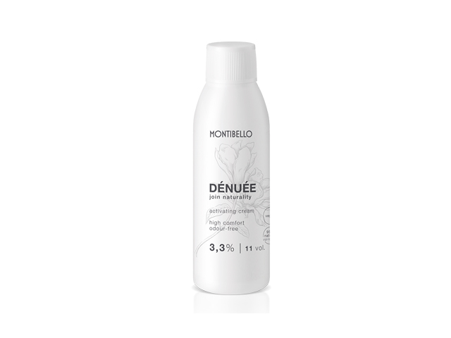 Dénuée cream 11 VOL (3.3%) Montibello 90 ml