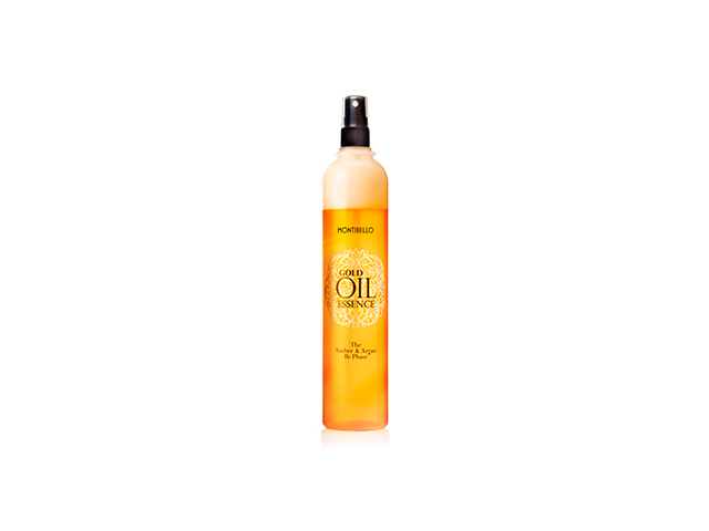 gold oil bi-phase 400ml