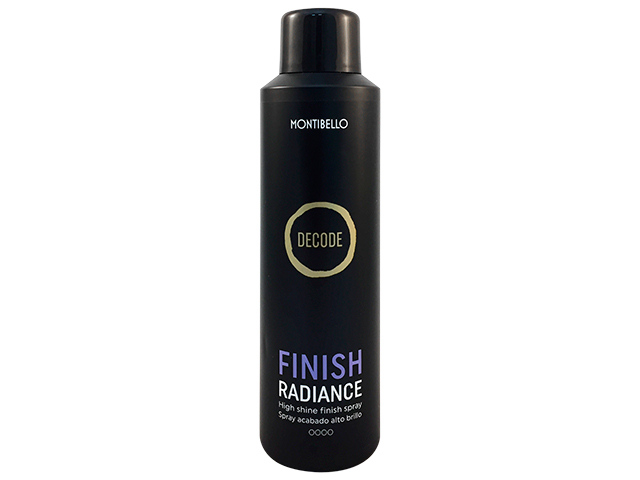 decode finish radiance 200ml(spray brillo)