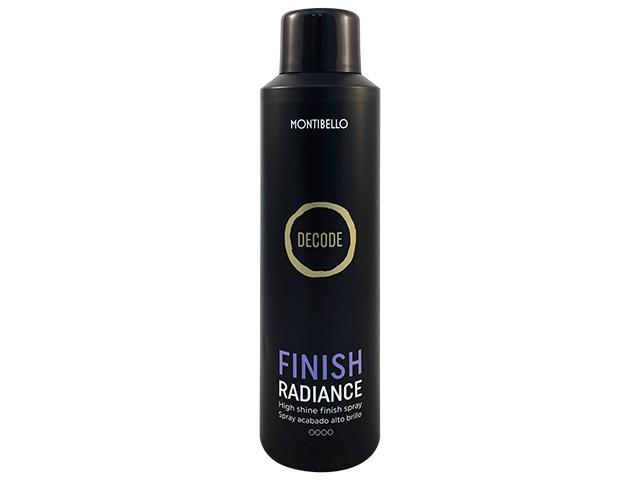 decode finish radiance 200ml(spray brillo)