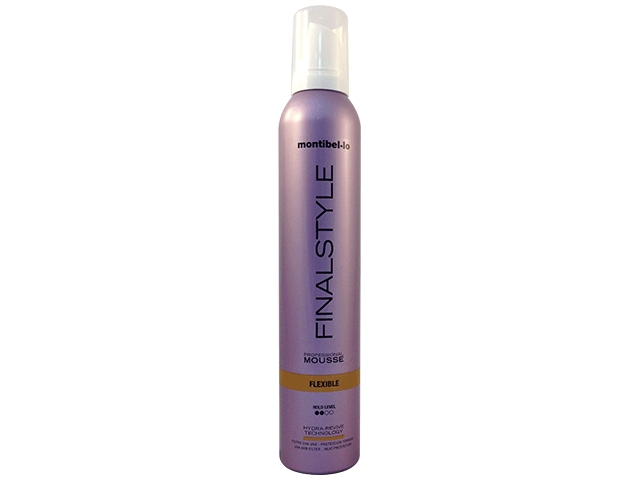 FINALSTYLE ESPUMA FLEXIBLE320ML