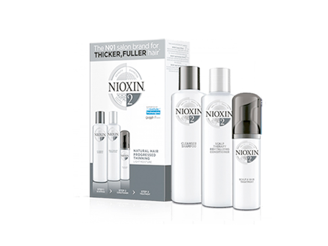 nioxin kit 1 cabello natural perdida avanzada