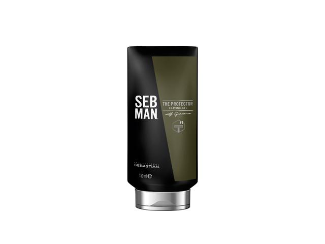 seb man the protector 150m(crema de afeitado)