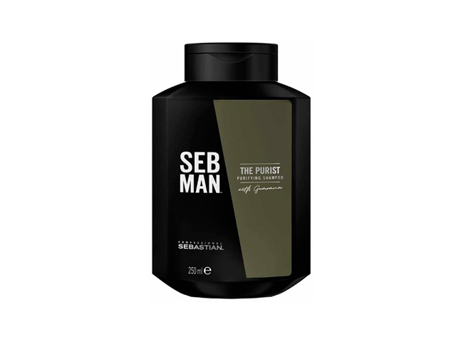 seb man the purist 250ml(champu purificante)