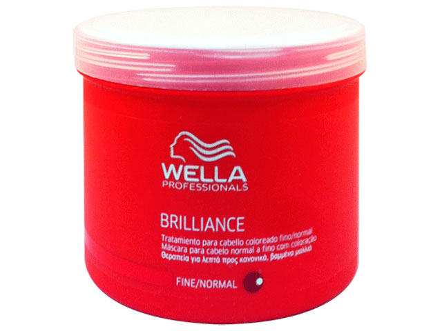 brilliance mask fino/normal500ml