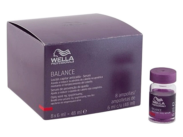 balance serum anticaida 8*6ml