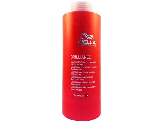 brilliance champu normales 1l